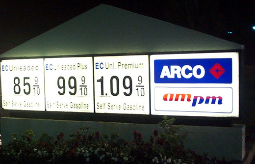 Cheapest Gas Prices >> Who Has The Lowest Gas Prices In Gilbert