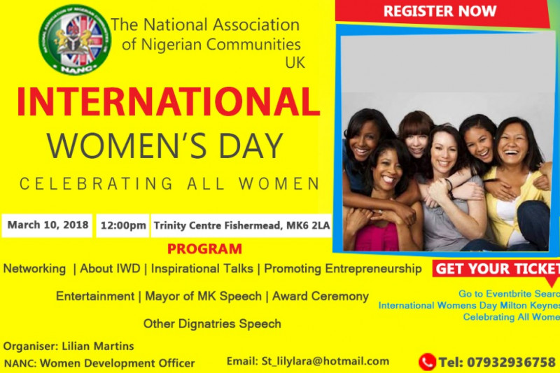 A Celebration For Women By Come One All