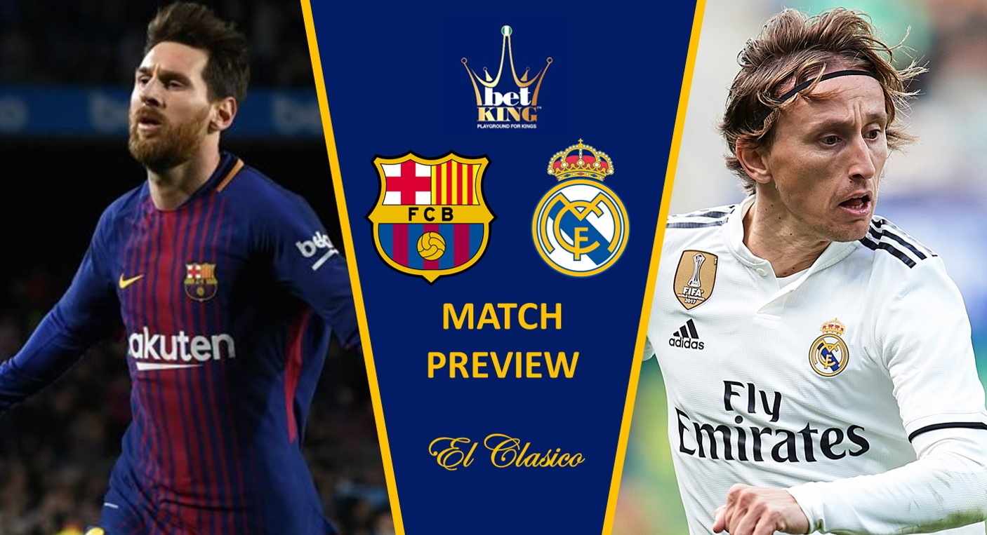 Match Preview  Barcelona vs Real Madrid d9f6067bf3103