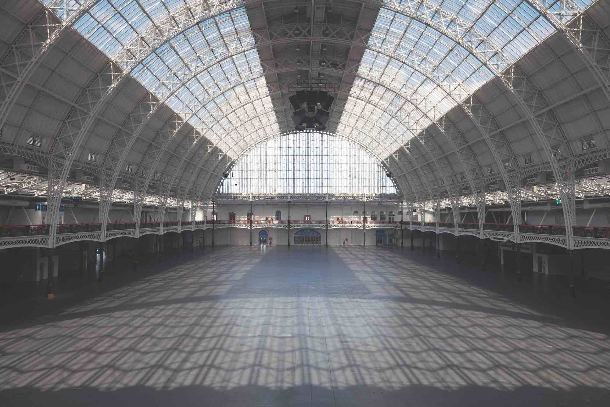 VegfestUK London moves into Olympia Grand on November 14th 15th 2020